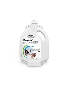 Baycox Coccidiocide Pig & Cattle 1L