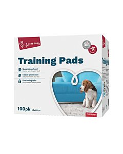 Masterpet Training Pads 100 pack