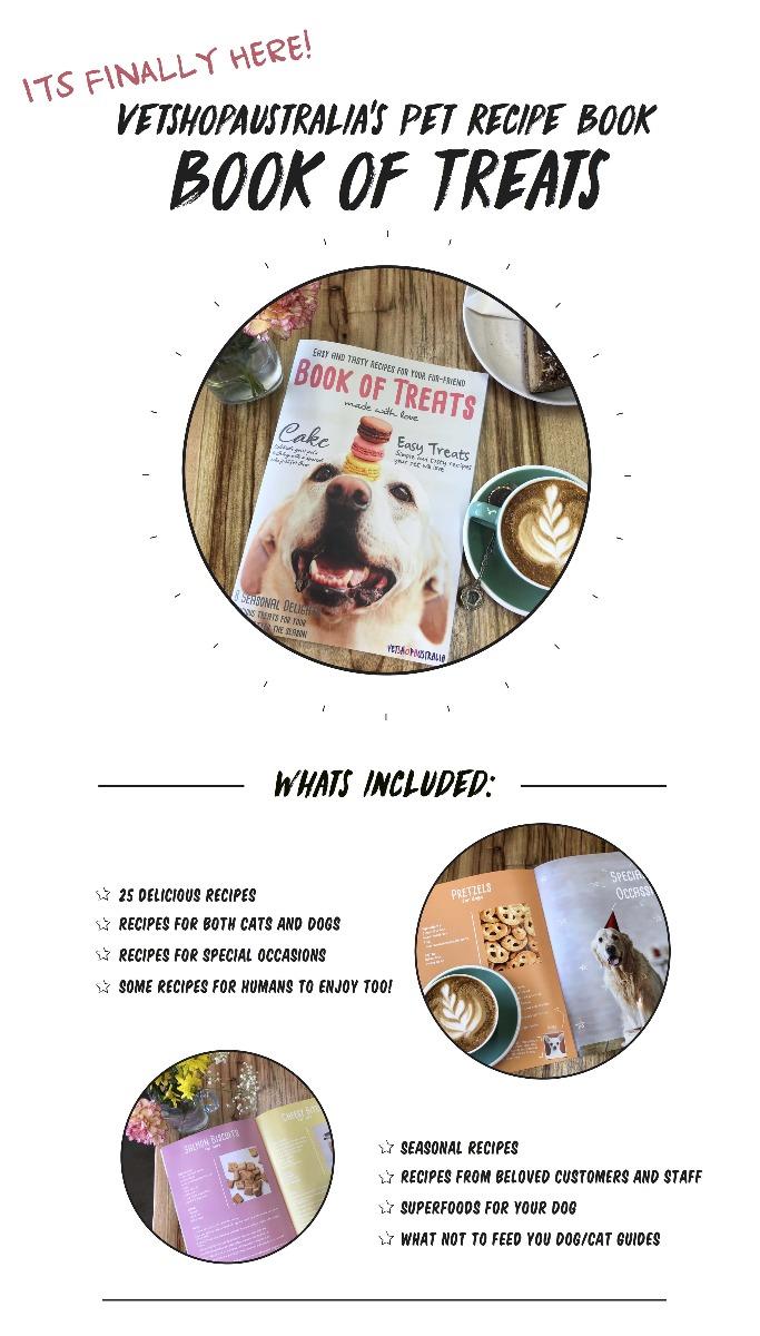 VetShopAustralia's Pet Recipe Book