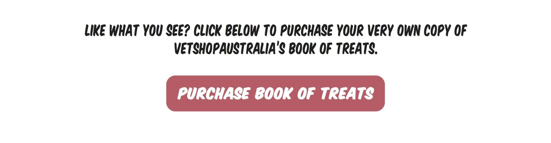 Purchase Book of Treats